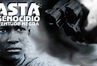 Levante realiza ação contra o genocídio do povo negro