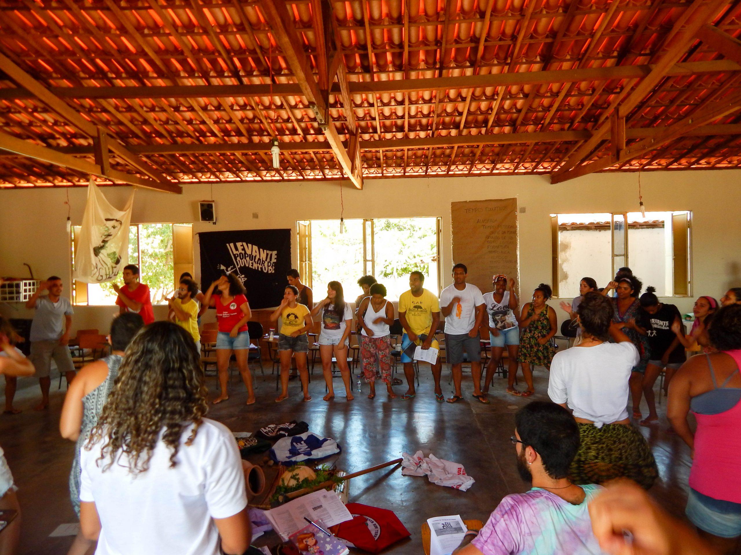 Inicia II EIV na Bahia
