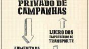 O transporte público não é público