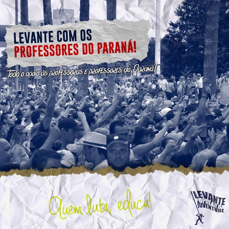 31 deputados paranaenses, aliados ao governo tucano e fascista de Beto Richa, colocaram a realidade à tona: o Brasil precisa urgentemente de uma Constituinte Exclusiva para reformar o sistema político