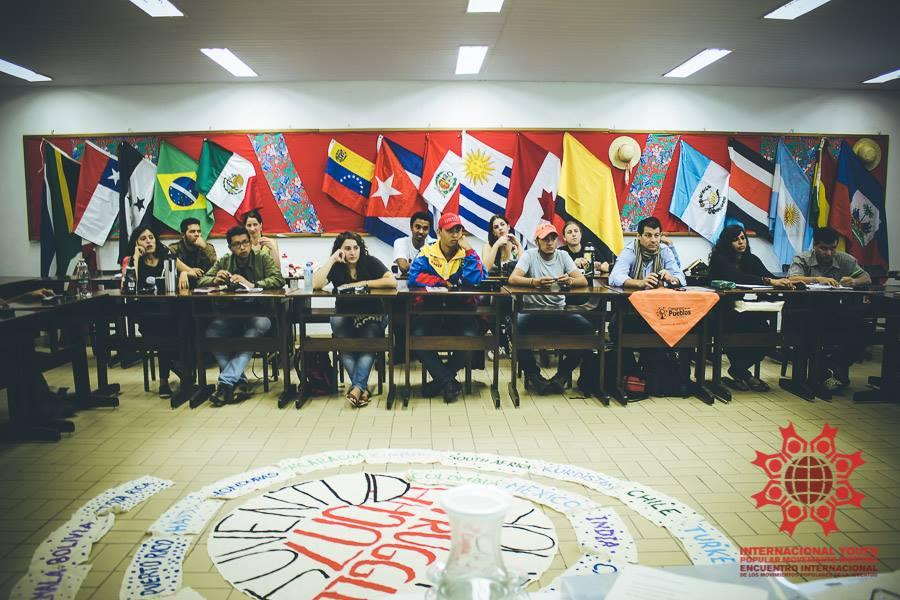 Encontro Internacional de Movimentos de Juventude