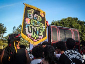 Avaliação e perspectivas para a União Nacional dos/das estudantes