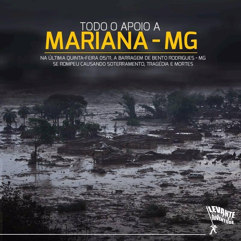 O Crime Ambiental da Samarco em Mariana (MG) e a urgente necessidade de politizar a Questão Ambiental