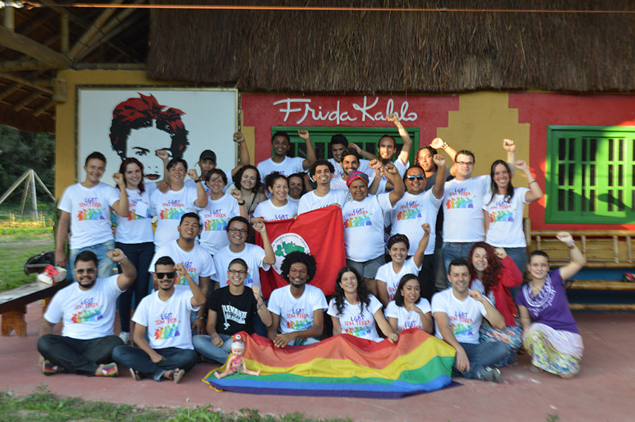 Encontro LGBT do MST Foto: MST