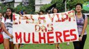 Mulheres do projeto popular participam do EME