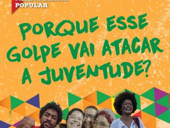 MANIFESTO DOS JOVENS DA FRENTE BRASIL POPULAR