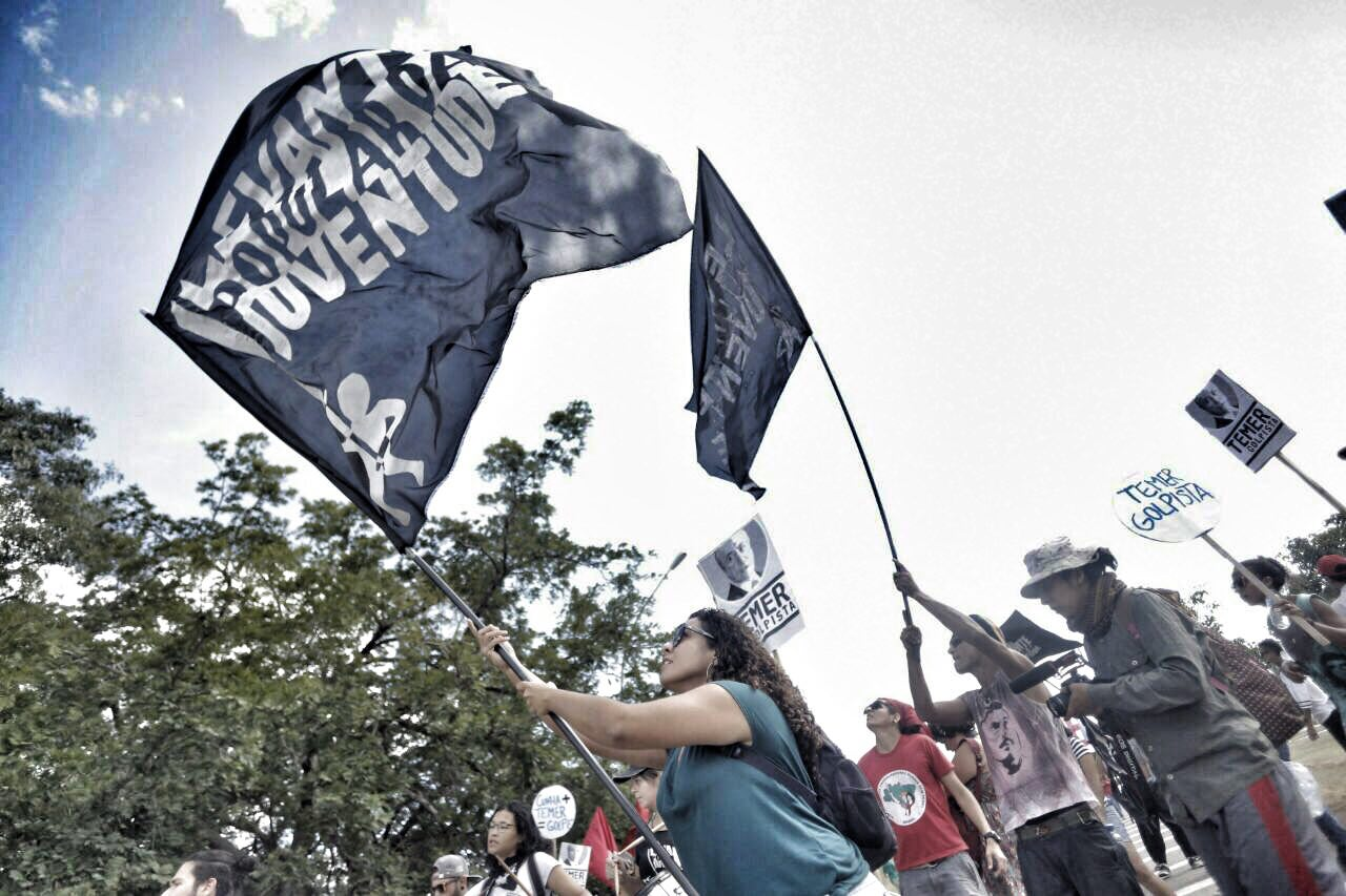 [NOTA] REPÚDIO AOS ATOS RACISTAS E XENÓFOBOS DE FOZ DO IGUAÇU