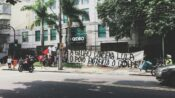 Rede Globo é ocupada por movimentos populares em defesa de Lula
