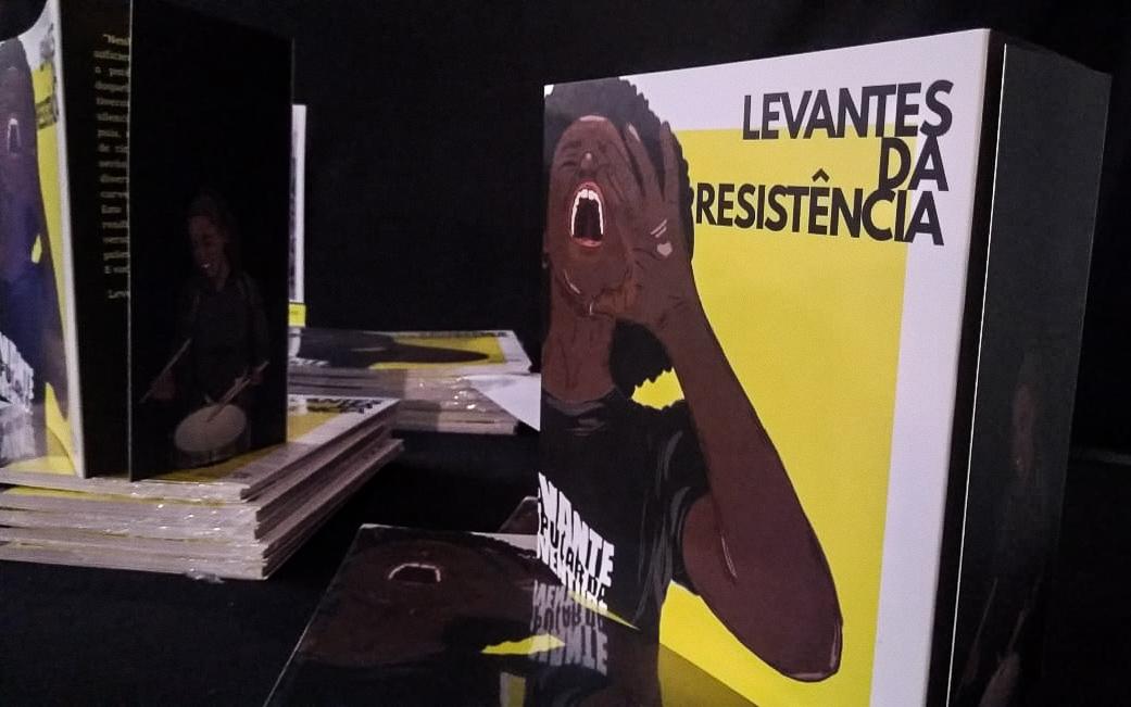 """Luta e arte: Levante Popular da Juventude lança livro """"Levantes da Resistência"""""""