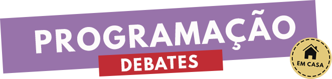Programação de debates em casa