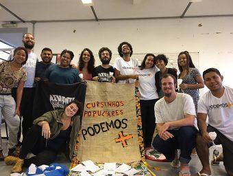 A solidariedade nos Cursinhos Populares da Podemos+
