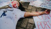 Lutar para estancar essa hemorragia: aborto e feminismo popular