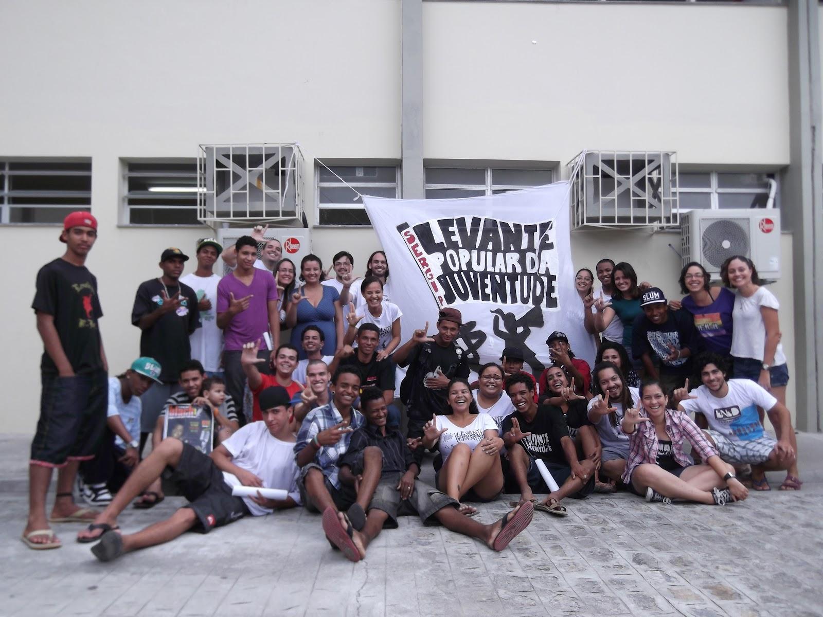 Levante Popular da Juventude realiza Encontro Municipal em Aracaju