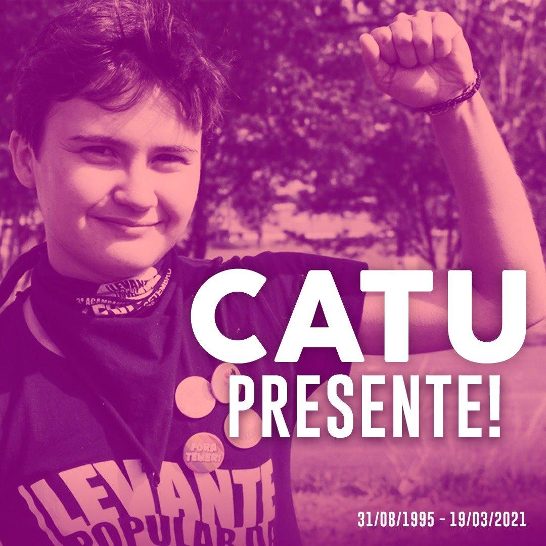 CATU, PRESENTE!
