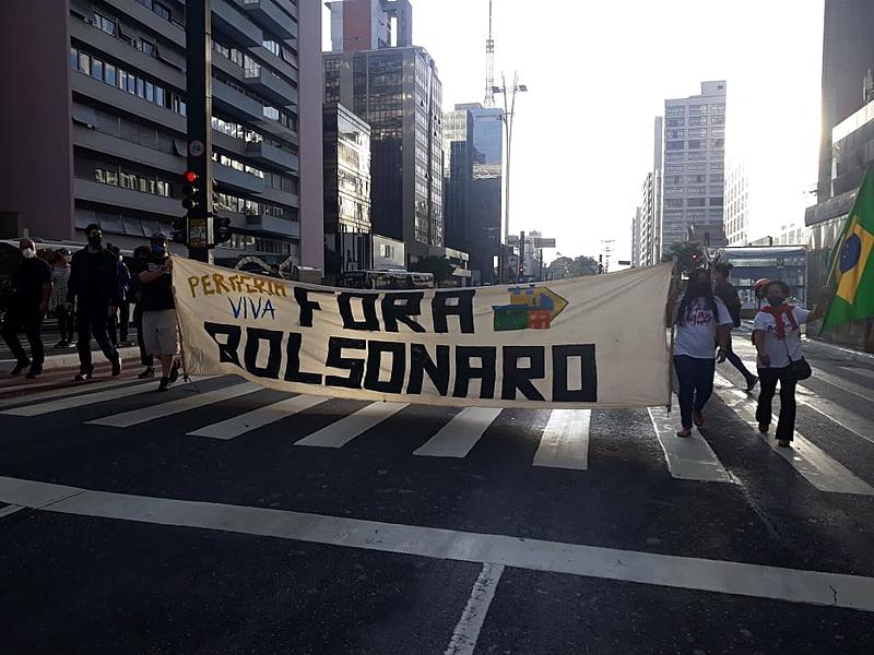 A política de solidariedade, um convite às ruas!