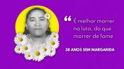 Em memória Margarida, por justiça e paz