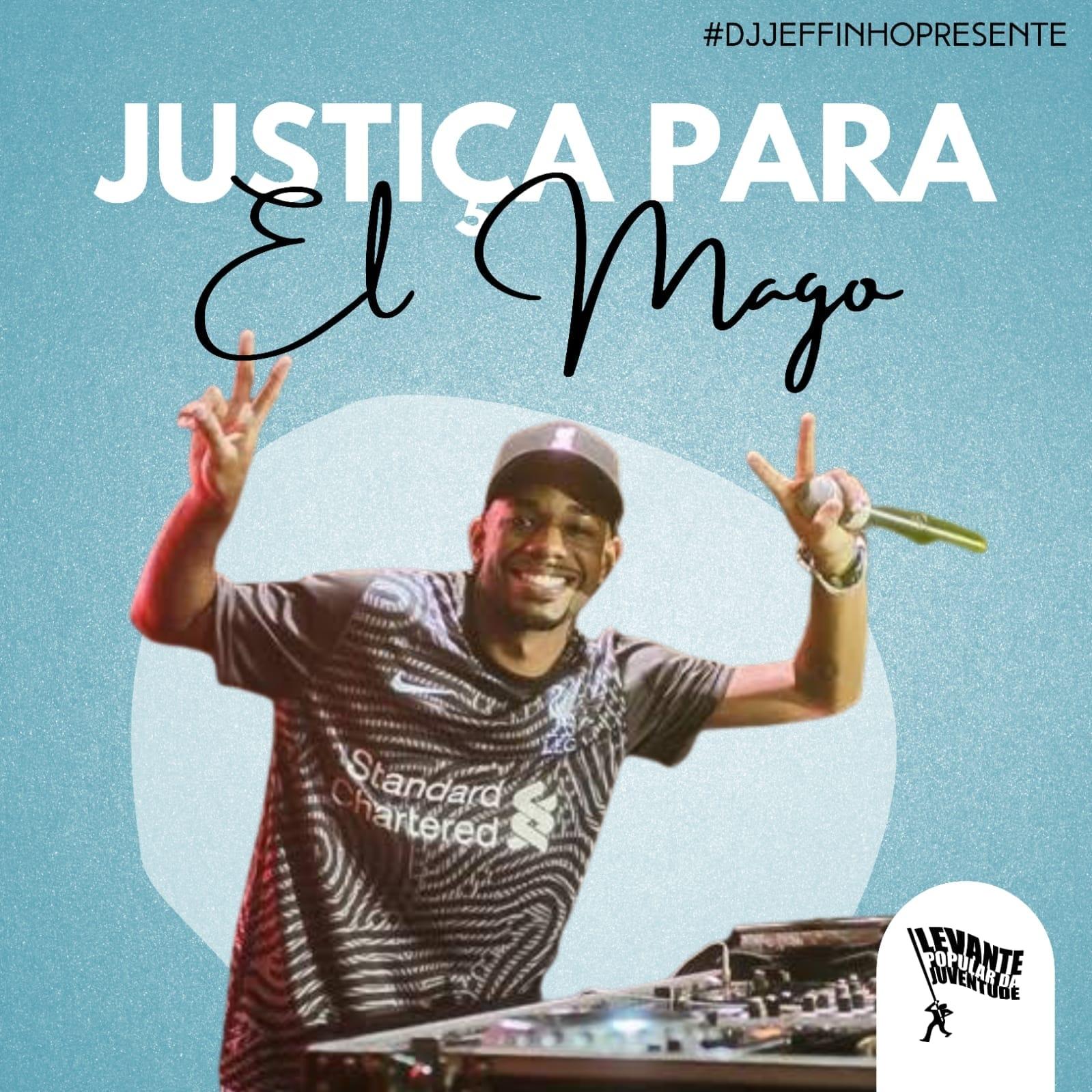 Justiça para El Mago